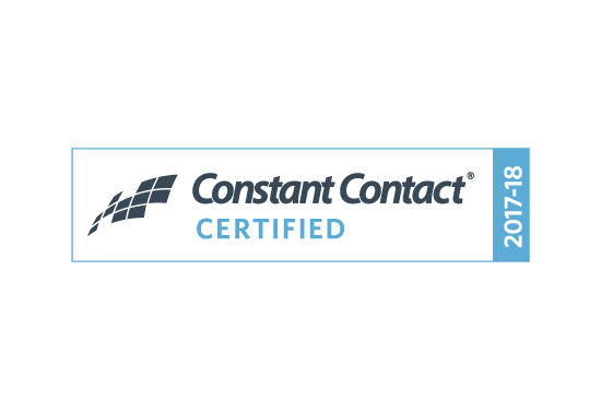 Laura B. Poindexter, Queenb Creative, LLC, Named a Constant Contact Certified Solution Provider